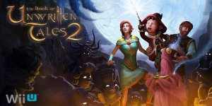 The Book of Unwritten Tales 2 per Nintendo Wii U