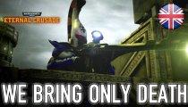 "Warhammer 40.000: Eternal Crusade - Trailer degli Eldar ""We bring only Death"""