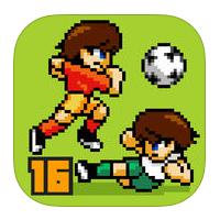 Pixel Cup Soccer 16 per iPad