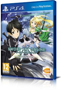 Sword Art Online: Lost Song per PlayStation 4