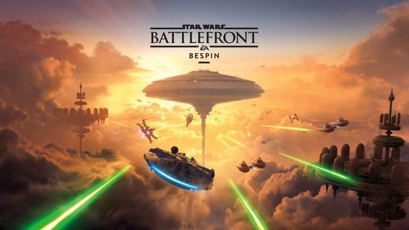 """Immagine principale, data e qualche informazione sul DLC """"Bespin"""" di Star Wars: Battlefront"""