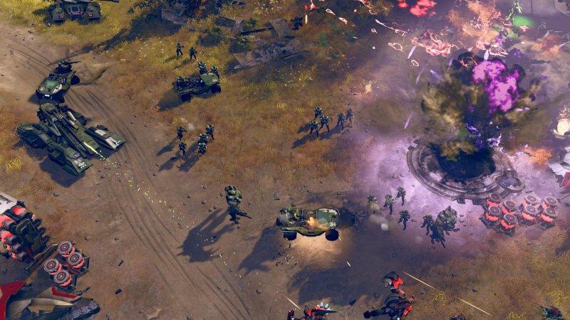 La seconda beta di Halo Wars 2 si svolgerà nel 2017