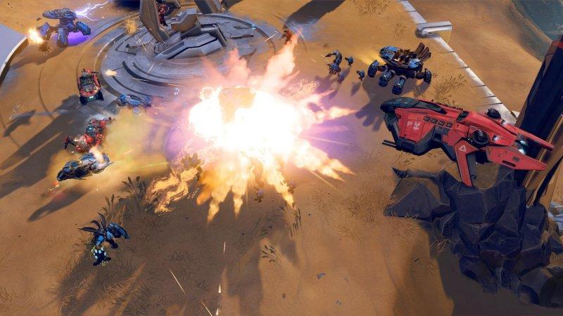Ci sarà una seconda beta di Halo Wars 2 prima del lancio