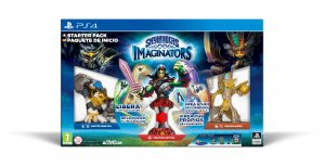 Skylanders Imaginators per PlayStation 4