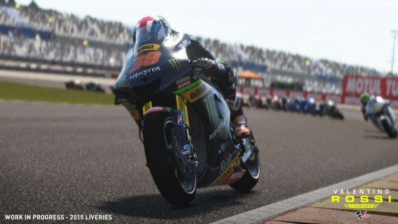 Disponibile Valentino Rossi - The Game