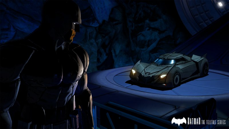 Batman secondo Telltale
