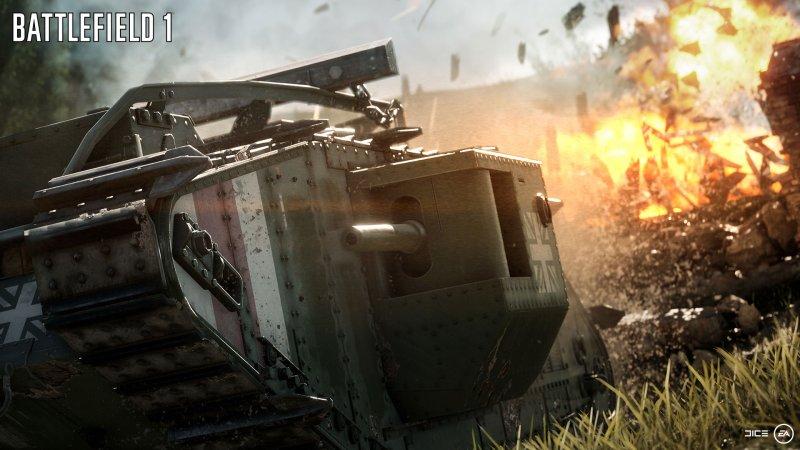 Rivelate le prime quattro mappe di Battlefield 1