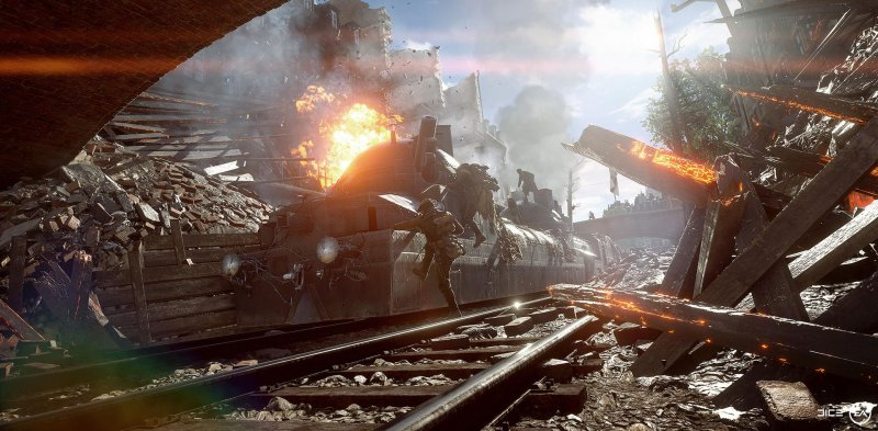 Electronic Arts ha inviato i primi inviti alla beta di Battlefield 1