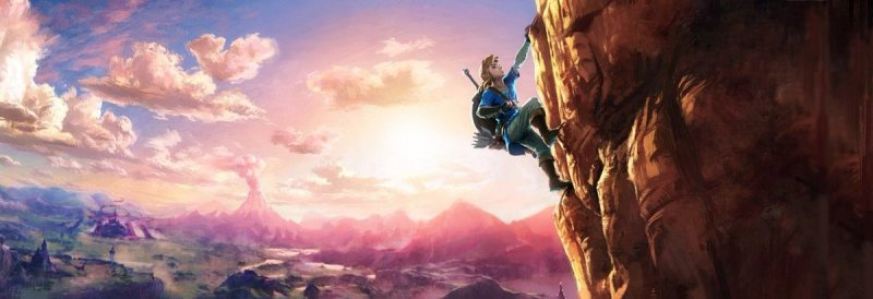 The Legend of Zelda: Breath of the Wild è il titolo del nuovo capitolo della serie Nintendo