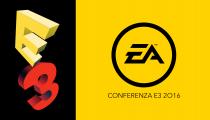 Conferenza Electronic Arts - E3 2016