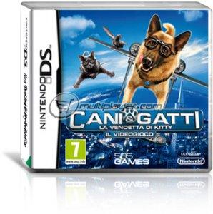 Cani & Gatti: La Vendetta di Kitty per Nintendo DS