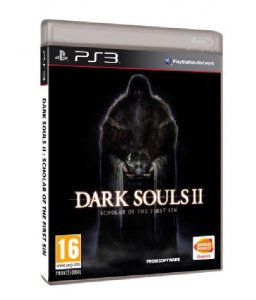 Dark Souls II: Scholar of the First Sin per PlayStation 3