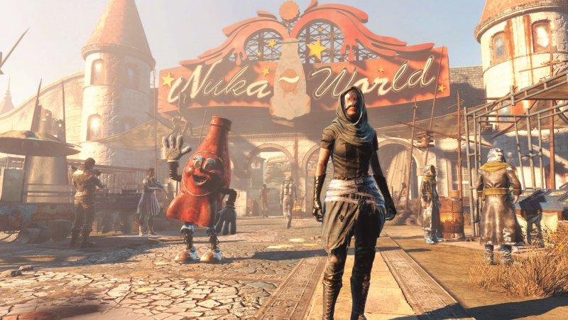 Fallout 4: Nuka-World è disponibile da oggi