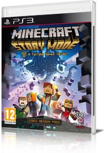 Minecraft: Story Mode - Episode 1: The Order of Stone per PlayStation 3