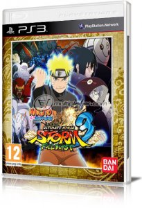 Naruto Shippuden: Ultimate Ninja Storm 3 - Full Burst per PlayStation 3