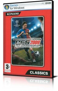 Pro Evolution Soccer 2009 per PC Windows