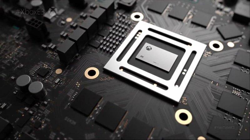 Microsoft ha presentato Project Scorpio, una nuova console di incredibile potenza