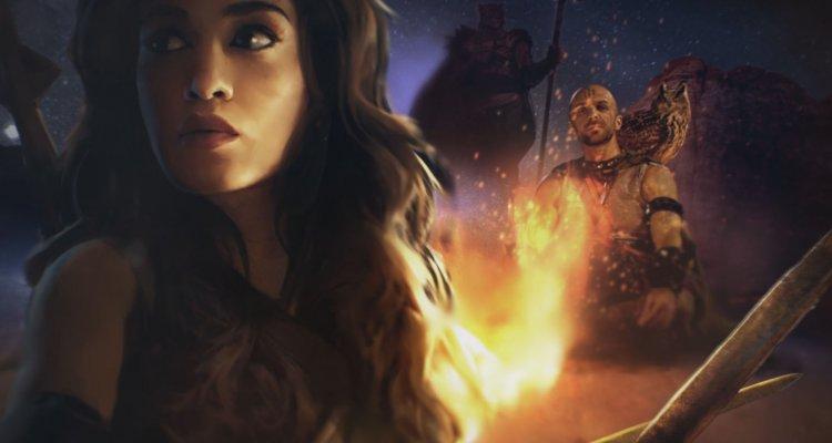 The Elder Scrolls: Legends Fauci dell'Oblivion è disponibile