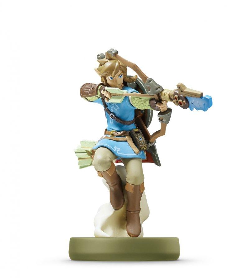 Nintendo annuncia nuovi amiibo su The Legend of Zelda: Breath of the Wild e Mario