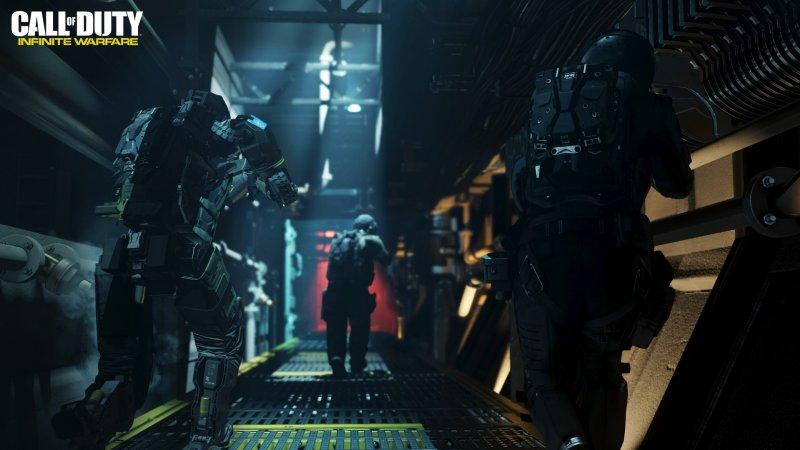 Call of Duty: Infinite Warfare vanterà l'arsenale più vasto di sempre