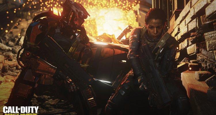 Call of Duty: Infinite Warfare è progettato per diventare un sotto franchise della serie