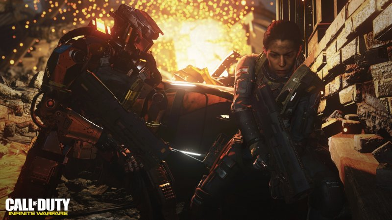 La beta di Call of Duty: Infinite Warfare comincerà il 14 ottobre in anteprima su PlayStation 4