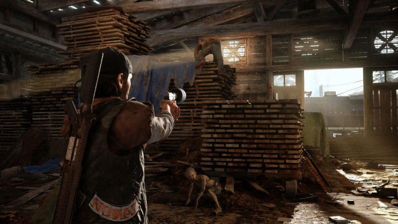 Days Gone utilizza una versione modificata dell'Unreal Engine 4