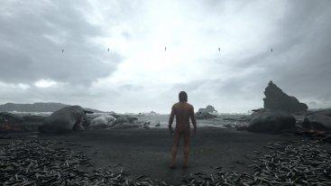 Death Stranding, la spiaggia protagonista di un nuovo trailer