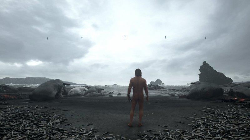 Death Stranding supporterà HDR e PS4 Pro, il motore grafico è quello di un famoso studio