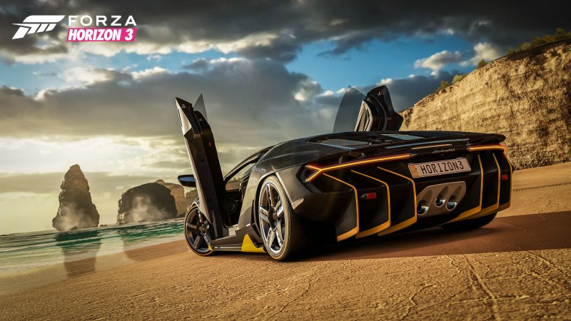 La patch Enhanced di Forza Horizon 3 per Xbox One X non sarà pronta prima del 2018