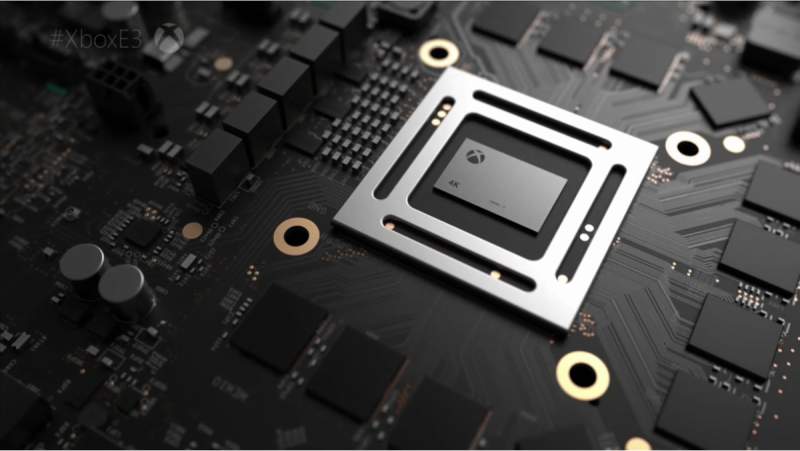I titoli first party per Xbox One Project Scorpio gireranno a 4K nativi