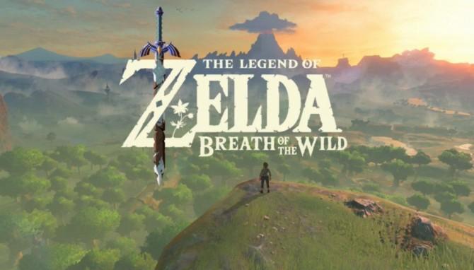 Nintendo svela vari dettagli su The Legend of Zelda: Breath of the Wild