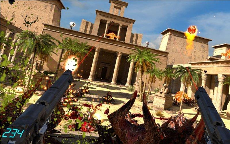 Serious Sam VR: The Last Hope arriva in Early Access su Steam il 17 ottobre