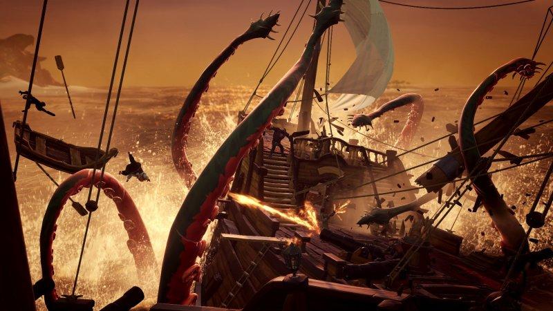 Altri dettagli su Sea of Thieves: specializzazioni, progressione e supporto