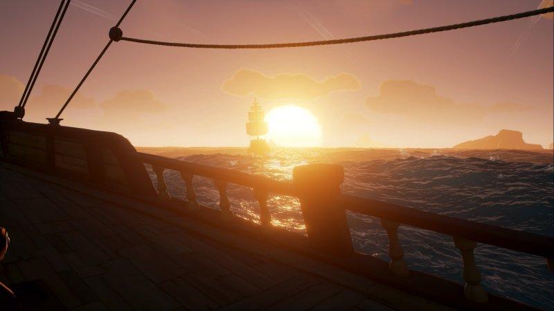 Sea of Thieves è stato rimandato al 2017