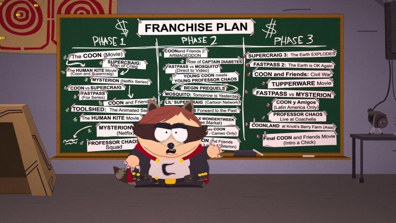 Le flatulenti avventure di South Park: Scontri Di-retti nella nostra recensione