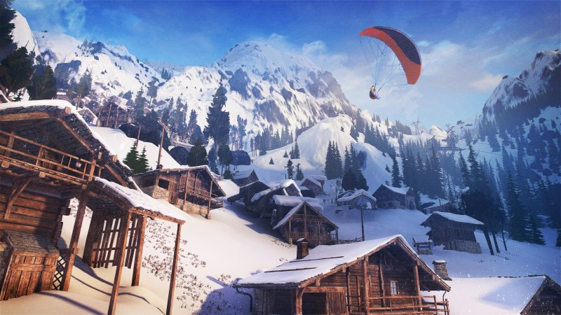 Parte l'open beta di Steep