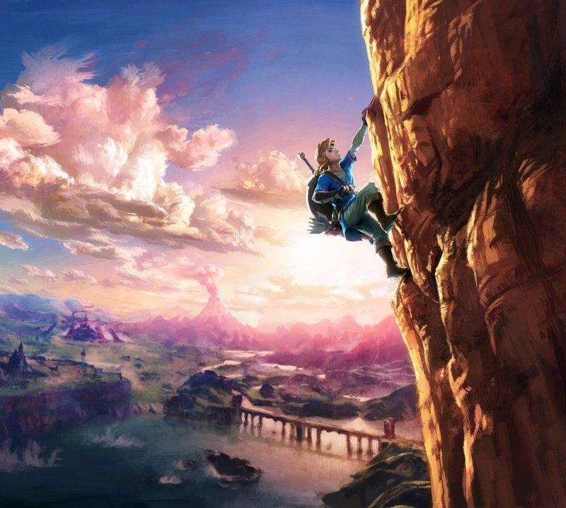 L'importanza di perdersi, il sottotitolo, le rupie e altro su The Legend of Zelda: Breath of the Wild da Eiji Aonuma