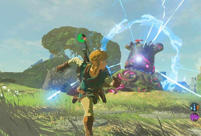 Anche Phil Spencer colpito da Zelda: Breath of the Wild all'E3 2016