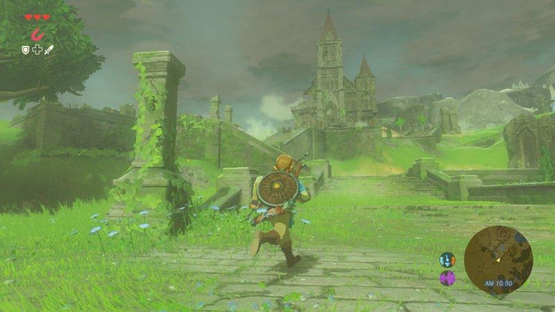 Zelda ricomincia da qui