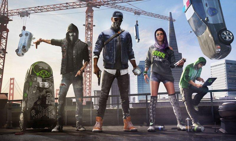 Ubisoft ha assunto degli esperti per realizzare i movimenti parkour di Watch Dogs 2