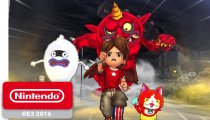 Yo-Kai Watch 2 - Il trailer dell'E3 2016