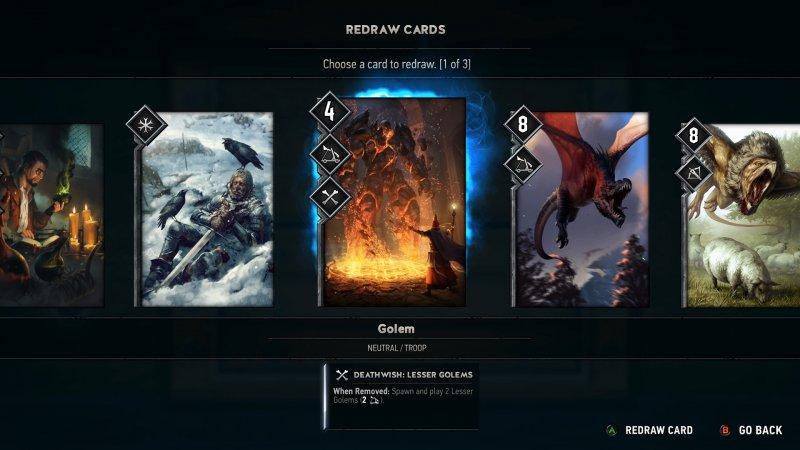La beta di Gwent: The Witcher Card Game slitta a ottobre
