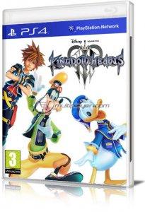 Kingdom Hearts III per PlayStation 4
