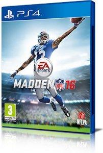 Madden NFL 16 per PlayStation 4