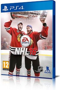 NHL 16 per PlayStation 4