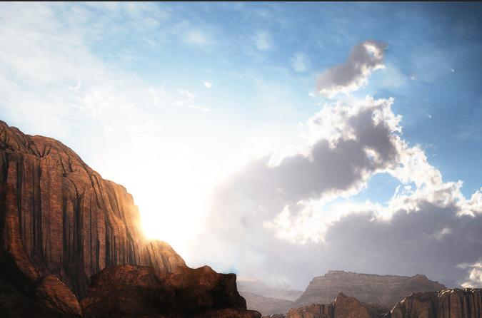 Queste due immagini potrebbero appartenere a Red Dead Redemption 2
