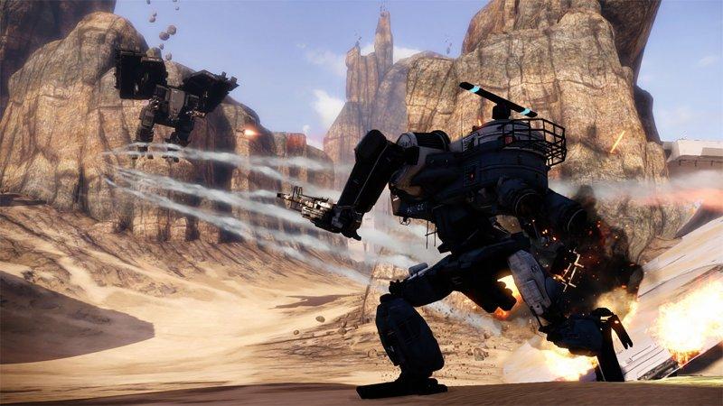 Hawken ha una data su PlayStation 4 e Xbox One