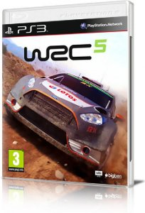 WRC 5 per PlayStation 3