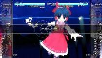 Touhou Genso Rondo: Bullet Ballet - Trailer del gameplay